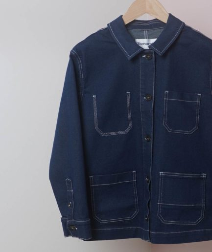 veste en jean tomorrow denim