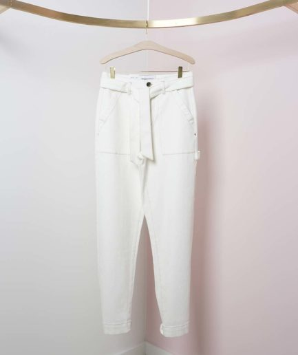 jean blanc jackson tie in tomorrow denim