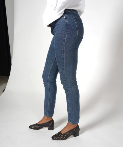 jean droit hepburn tomrrow denim